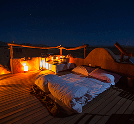 A Night under the Stars - Robert Mark Safaris - Luxury African Safaris