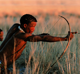 Africa's Last Hunter-Gatherers - Robert Mark Safaris - Luxury African Safaris