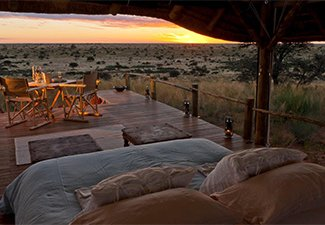 Romantic Seclusion in the Cape, and a Kalahari Safari - Robert Mark Safaris - Luxury African Safaris