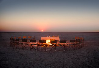 Distant Wildlife & Wide Open Spaces - Robert Mark Safaris - Luxury African Safaris