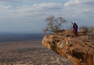 The Best of Chyulu Hills and the Maasai Mara - Robert Mark Safaris - Luxury African Safaris