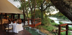 Hamiltons Tented Camp - Robert Mark Safaris - Luxury African Safaris