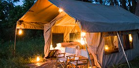 Chobe Under Canvas - Robert Mark Safaris - Luxury African Safaris