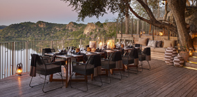 Singita Pamushana - Robert Mark Safaris - Luxury African Safaris