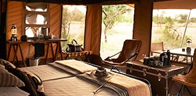 Singita Explore Mobile Tented Camp - Robert Mark Safaris - Luxury African Safaris