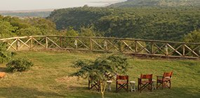 Escarpment Luxury Lodge - Robert Mark Safaris - Luxury African Safaris