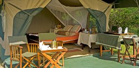 Maasai Mara Seasonal Camp - Robert Mark Safaris - Luxury African Safaris