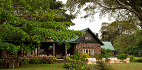 Loldia House - Robert Mark Safaris - Luxury African Safaris