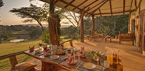 Mara Bush Houses - Robert Mark Safaris - Luxury African Safaris