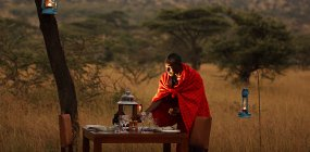Naboisho Camp - Robert Mark Safaris - Luxury African Safaris