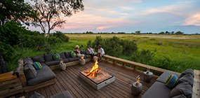 Vumbura Plains Camp - Robert Mark Safaris - Luxury African Safaris