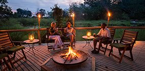 Xigera Camp  - Robert Mark Safaris - Luxury African Safaris