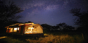 Olakira Camp - Robert Mark Safaris - Luxury African Safaris