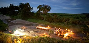 Sala's Camp - Robert Mark Safaris - Luxury African Safaris