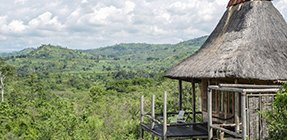 Kyambura Gorge Lodge - Robert Mark Safaris - Luxury African Safaris