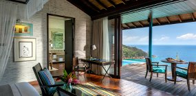 Four Seasons Seychelles - Robert Mark Safaris - Luxury African Safaris