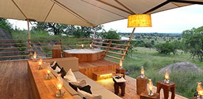 Serengeti Bushtops - Robert Mark Safaris - Luxury African Safaris