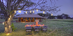 Kimondo Camp - Robert Mark Safaris - Luxury African Safaris