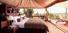 Mara Bushtops - Robert Mark Safaris - Luxury African Safaris