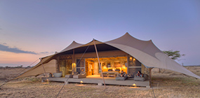 Namiri Plains - Robert Mark Safaris - Luxury African Safaris