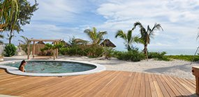 White Sand Luxury Villas - Robert Mark Safaris - Luxury African Safaris