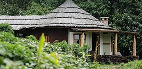 Mount Gahinga Lodge - Robert Mark Safaris - Luxury African Safaris