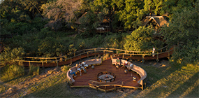 Camp Moremi - Robert Mark Safaris - Luxury African Safaris