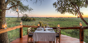 Camp Okavango  - Robert Mark Safaris - Luxury African Safaris