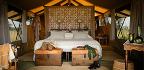 Serengeti Safari Camp - Robert Mark Safaris - Luxury African Safaris