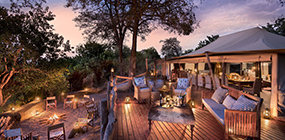 Linyanti Bush Camp - Robert Mark Safaris - Luxury African Safaris