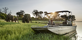Chobe Chilwero - Robert Mark Safaris - Luxury African Safaris