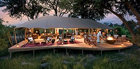 Duba Explorers Camp - Robert Mark Safaris - Luxury African Safaris