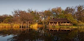 Camp Xakanaxa - Robert Mark Safaris - Luxury African Safaris