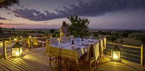 Mkombe's House Lamai - Robert Mark Safaris - Luxury African Safaris