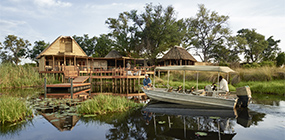 Baines' Camp - Robert Mark Safaris - Luxury African Safaris