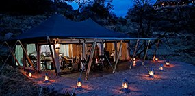 Serengeti Pioneer Camp - Robert Mark Safaris - Luxury African Safaris