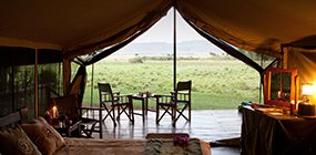 Little Governors' Camp - Robert Mark Safaris - Luxury African Safaris