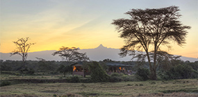 Ol Pejeta Bush Camp - Robert Mark Safaris - Luxury African Safaris