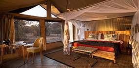 Kwihala Camp - Robert Mark Safaris - Luxury African Safaris