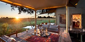 Duba Plains Camp - Robert Mark Safaris - Luxury African Safaris