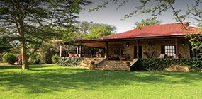 Sosian Lodge - Robert Mark Safaris - Luxury African Safaris