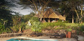 Lewa House - Robert Mark Safaris - Luxury African Safaris