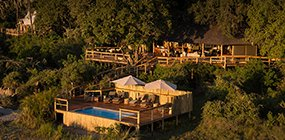Kwetsani Camp - Robert Mark Safaris - Luxury African Safaris