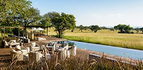 Singita Serengeti House - Robert Mark Safaris - Luxury African Safaris