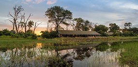 Gomoti Plains - Robert Mark Safaris - Luxury African Safaris