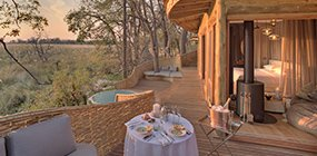 Sandibe Okavango - Robert Mark Safaris - Luxury African Safaris