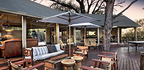 Khwai Tented Camp - Robert Mark Safaris - Luxury African Safaris