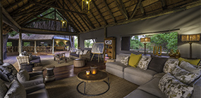 Seba Camp - Robert Mark Safaris - Luxury African Safaris