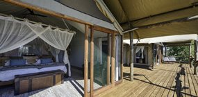 Tubu Tree Camp  - Robert Mark Safaris - Luxury African Safaris