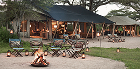 Legendary Mbono Camp - Robert Mark Safaris - Luxury African Safaris